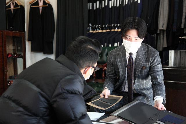 国分寺の吉田スーツさんで革ジャンをオーダー【評判・レポ】